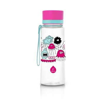 Fľaša EQUA Pink Monster new 600 ml